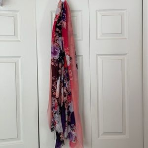 Floral Apt. 9 Scarf From Kohl's